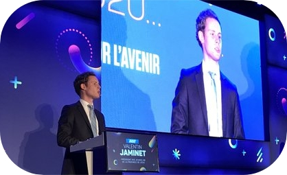 Valentin Jaminet et MR